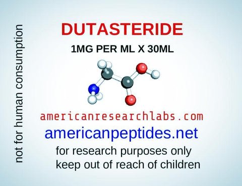 DUTASTERIDE 1MG PER ML X 30ML