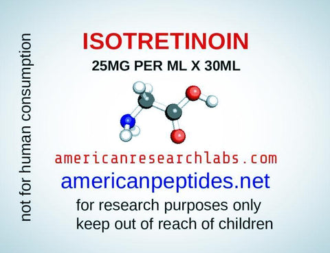 ISOTRETINOIN 25MG PER ML X 30ML