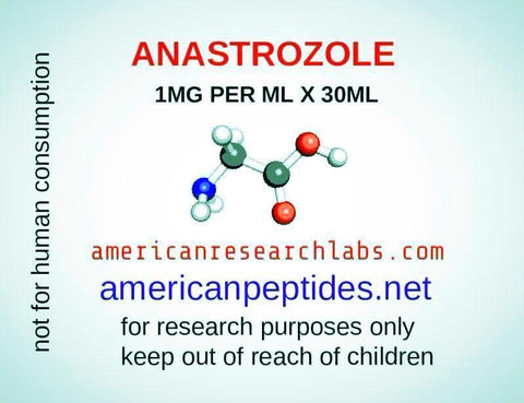 ANASTROZOLE 1MG PER ML X 30ML