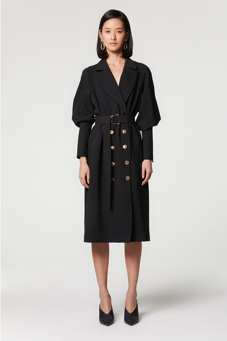 SOLITAIRE COAT
