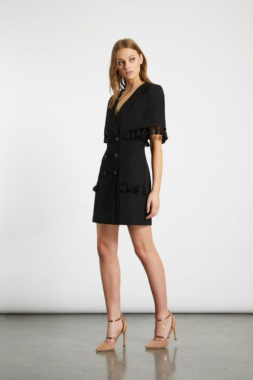 HORIZON BLAZER DRESS