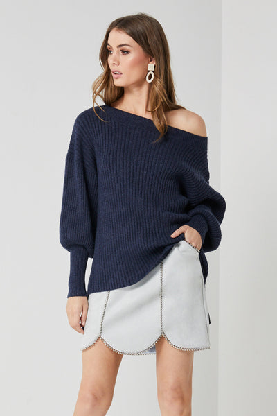 AUGUST KNIT SWEATER