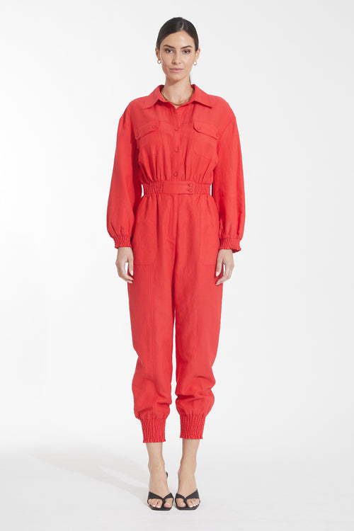 NOVEL JUMPSUIT