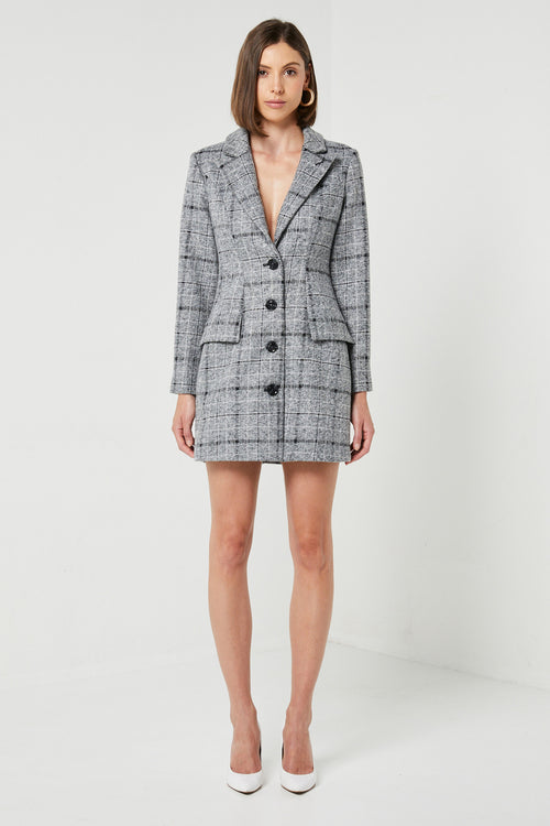 PRATO BLAZER DRESS