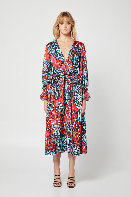MANHATTAN SHIRT DRESS