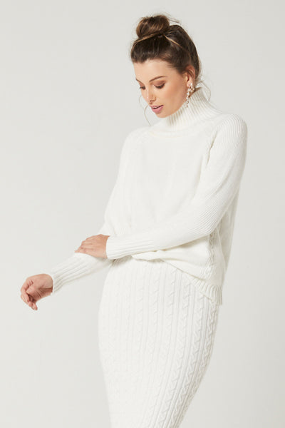 OASIS KNIT SWEATER