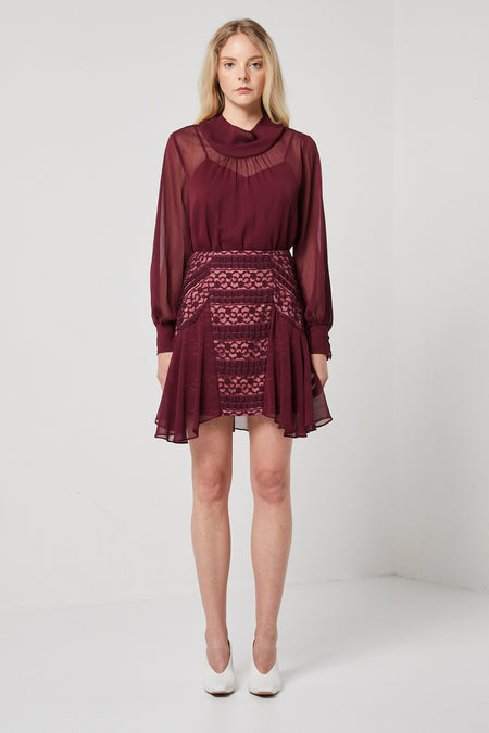 SOLITUDE DRESS