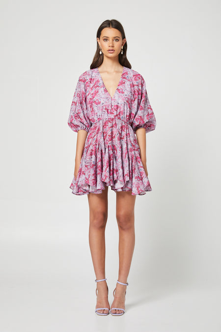 COBA SHIRT DRESS