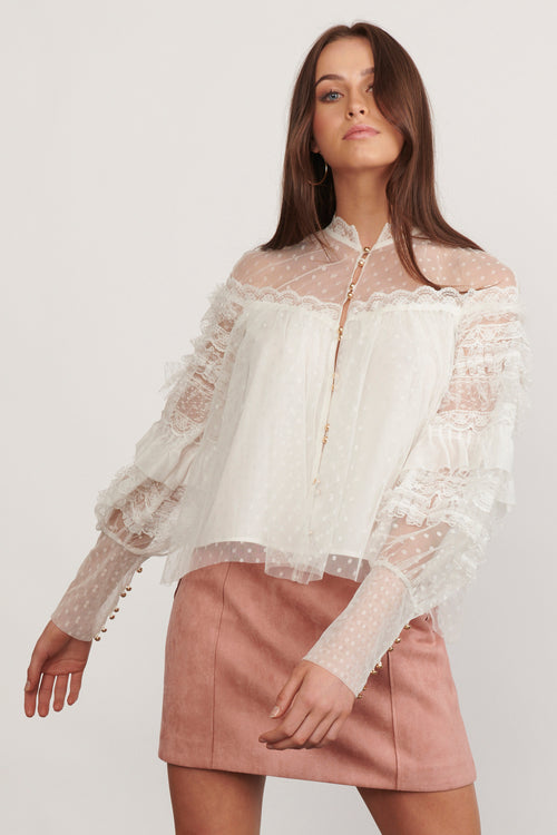 MIRAGE BLOUSE