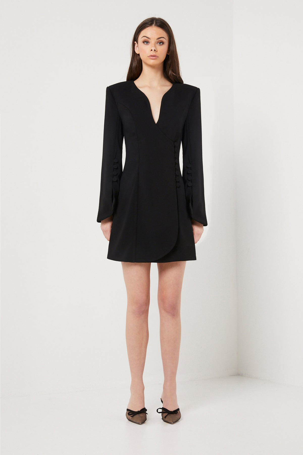 TEMPLE BLAZER DRESS