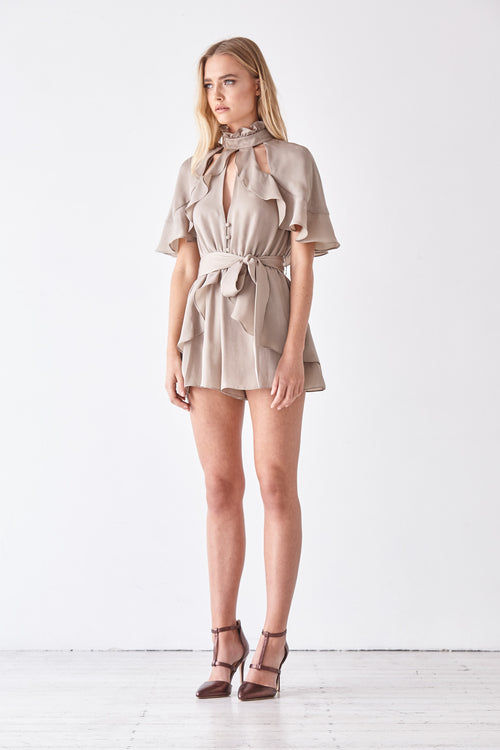 MATINEE PLAYSUIT