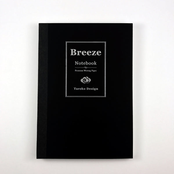 Taroko Design - Breeze A5 Notebook
