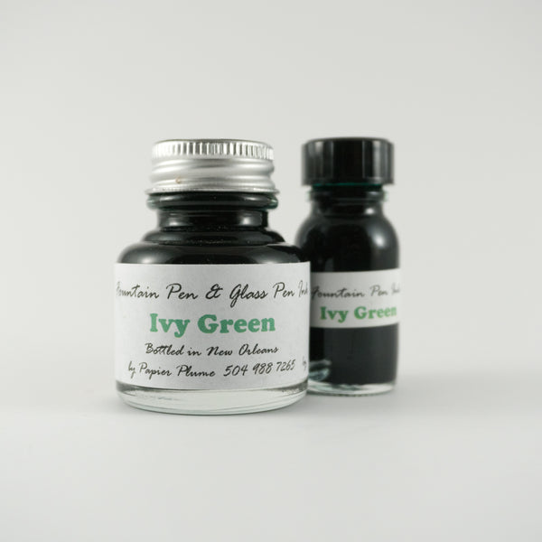Papier Plume - Fountain Pen Ink - Ivy Green