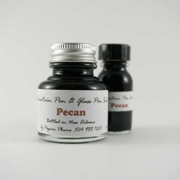 Papier Plume - Fountain Pen Ink - Pecan
