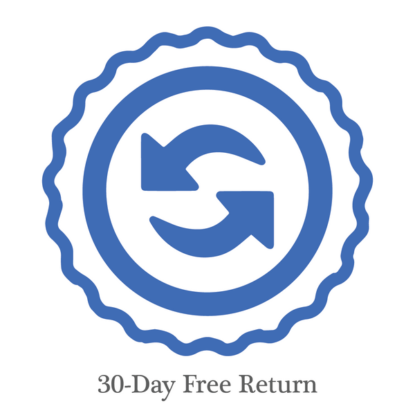 30 day free return