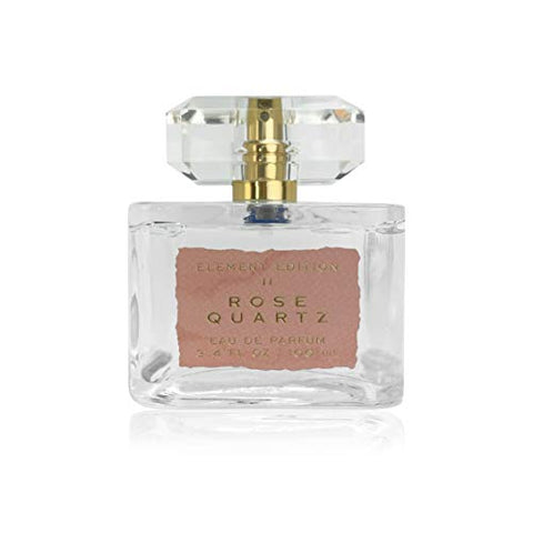 Tru Fragrance & Beauty Element Edition Women's Eau de Parfum Spray - Rose Quartz 3.4 oz 100 ml