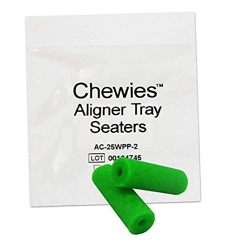 Aligner Chewies - Green - Mint Scented