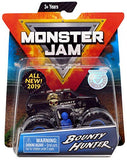 MJ New 2019 Monster JAM 1:64 Scale Bounty Hunter
