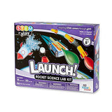 hand2mind Launch! Rocket Science Kit for Kids, 18 STEM Experiments and Activities, Make Your Own Rocket and Solar System, Rocket Races, Educational Toys, STEM Authenticated