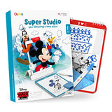 Osmo - Super Studio Disney Mickey Mouse & Friends Game - Ages 5-11 - Learn to Draw your Clubhouse Favorites & Watch them Come to Life - For iPad or Fire Tablet (Osmo Base Required) - ShopGlobal24x7