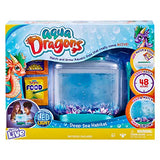 Little Live Aqua Dragons - Deep Sea Habitat - LED Light Up Tank Hatch and Grow Aquatic Pets - ShopGlobal24x7