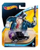 Hot Wheels DC Universe Penguin Vehicle