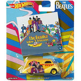Hot Wheels The Beatles Series Deco Delivery 4/5, Orange/Yellow