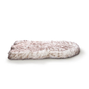 LaiFug Dog Bed/Pet Bed | Oval Pet Bed for Dogs & Cats Machine Washable(small)