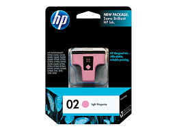 HP 02 Light Magenta - Photosmart 3210 - 5.5ml