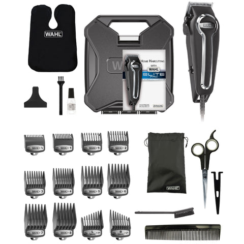 Wahl Elite Pro High Performance Haircutting Kit