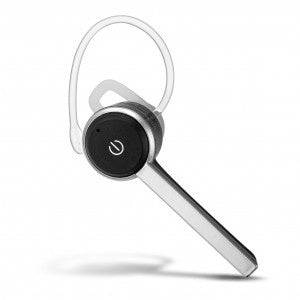 Klip Xtreme VoxEdge Bluetooth Wireless Mini Headset (KHS-165) - White
