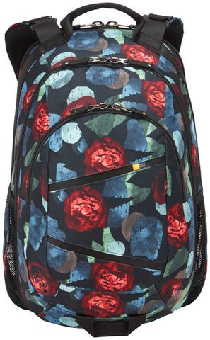 "Case Logic Berkeley II 15.6"" Laptop Backpack - Rose/Black"