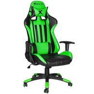 Xtrike Me GC-905 Gaming Chair - Black/Green