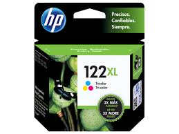 HP 122XL Tri-colour Ink Cartridge