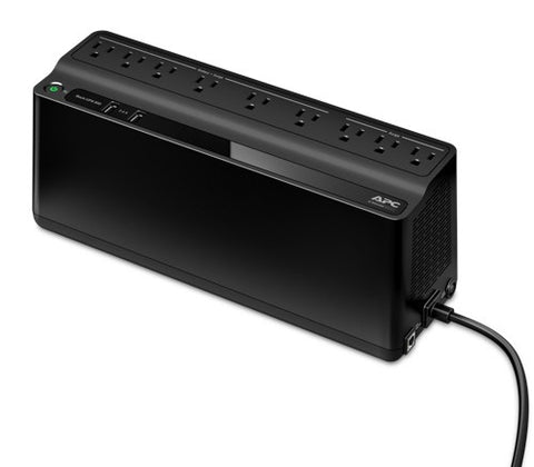 APC Back-UPS BE850M2-LM - UPS - AC 120 V - 450 Watt - 850 VA