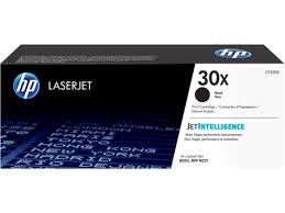 HP 30X High Yield Black Original LaserJet Toner Cartridge (CF230X)
