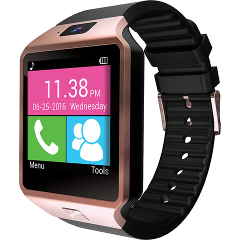 "Slide SW200 1.54"" Smart Watch w/ GSM Phone"