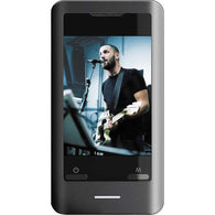 "Coby 8GB 2.8"" Touchscreen Video MP3 Player w/ Speaker & Camera - Black"
