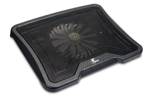 Xtech USB Powered Laptop Cooling Pad - up to 14in
