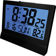 Coby Awake Alarm Clock - Black
