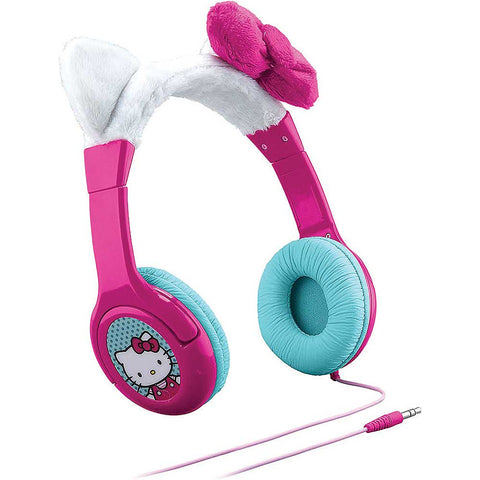 Hello Kitty Wired Stereo Headphones