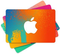 iTunes 50 Gift Cards