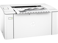 HP LaserJet Pro M102w Wireless Printer