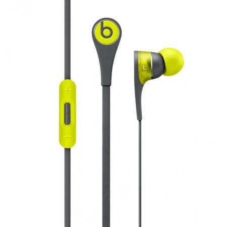 Beats Tour 2 In-Ear Headphones with Mic - Yellow