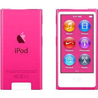 Apple iPod nano 16GB - Pink 7th Gen