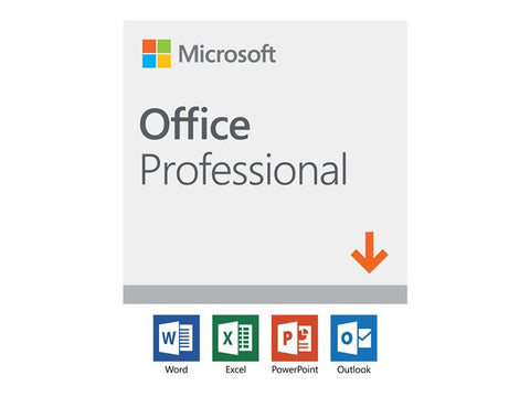 Microsoft Office Professional 2019 - License - 1 PC - download