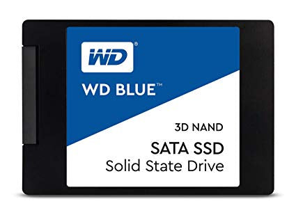 Western Digital Blue 3D NAND SATA SSD 500GB