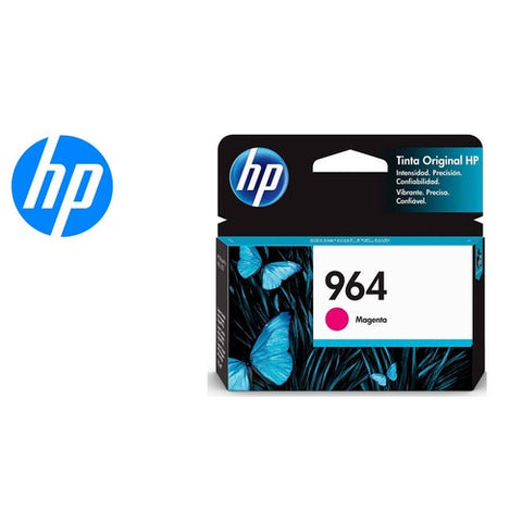 HP 964 Magenta Original Ink Cartridge