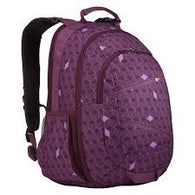 "Case Logic Berkeley II 15.6"" Laptop Backpack - Purple"