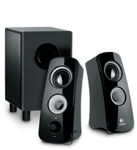Logitech Z323 2.1 Speakers 30Watts RMS